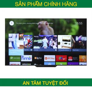 Android Tivi OLED Sony 4K 65 inch KD-65A8F – Chính hãng
