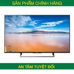 Android Tivi Sony KD-49X8000E 49 inch 4K – Chính hãng