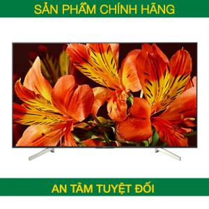 Android Tivi Sony KD-49X8500F 4K 49 inch – Chính Hãng
