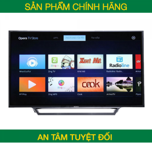 Internet Tivi Sony KDL-40W650D 40 inch – Chính hãng
