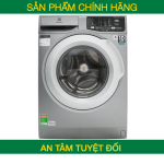 Máy giặt Electrolux 8kg EWF8025CQSA Inverter – Chính hãng