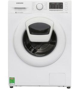 Máy Giặt Samsung AddWash WW80K52E0WW/SV Inverter 8 kg – Chính Hãng
