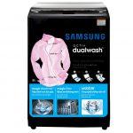 Máy giặt Samsung WA18M8700GV/SV lồng đứng 18 Kg – Chính hãng