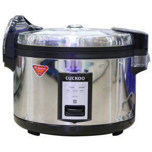 Nồi cơm điện Cuckoo CR-3521 màu inox 6.3 lít – Chính hãng