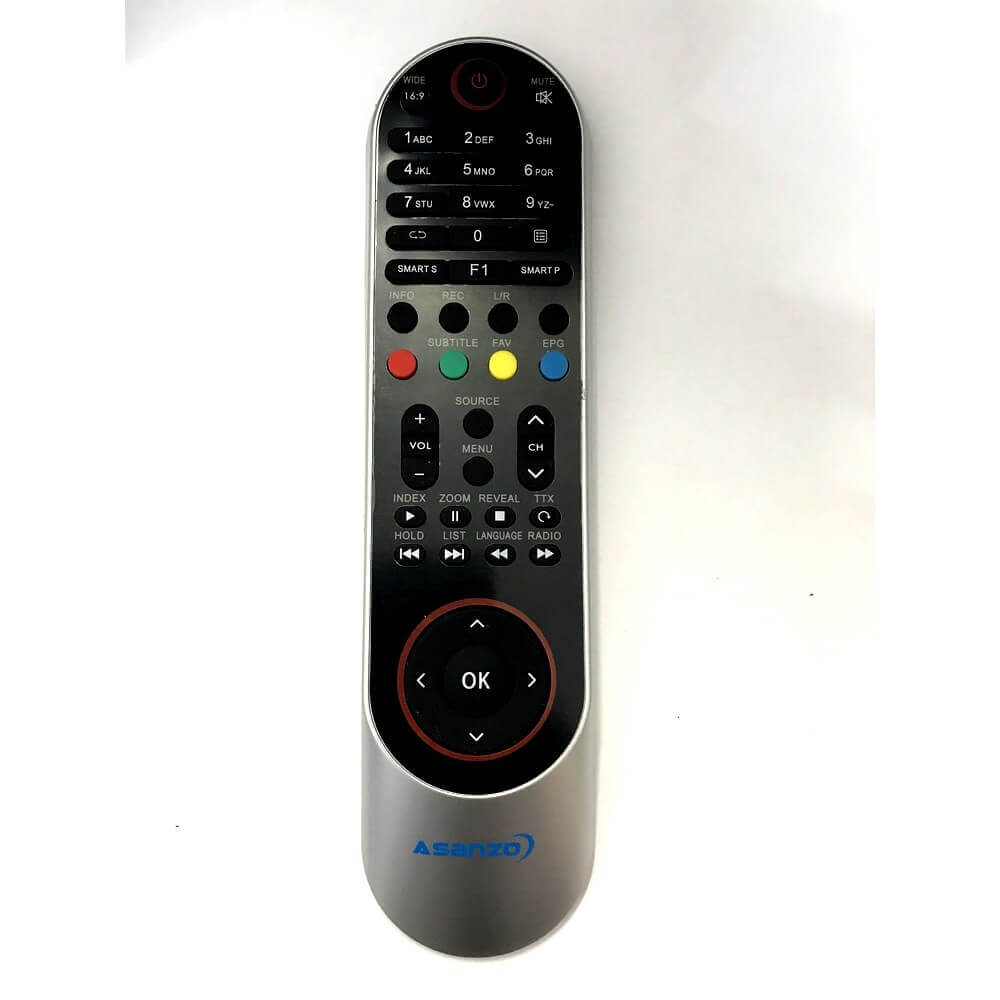 Remote / Điều khiển tivi Asanzo 43 inch 43T690