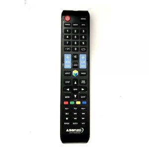 Remote / Điều khiển tivi Asanzo 50 inch 50SK900