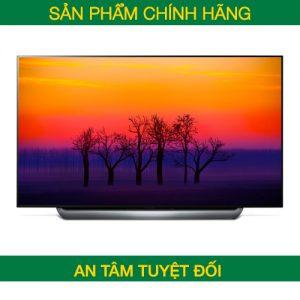 Smart Tivi OLED LG 4K 65 inch 65C8PTA – Chính hãng