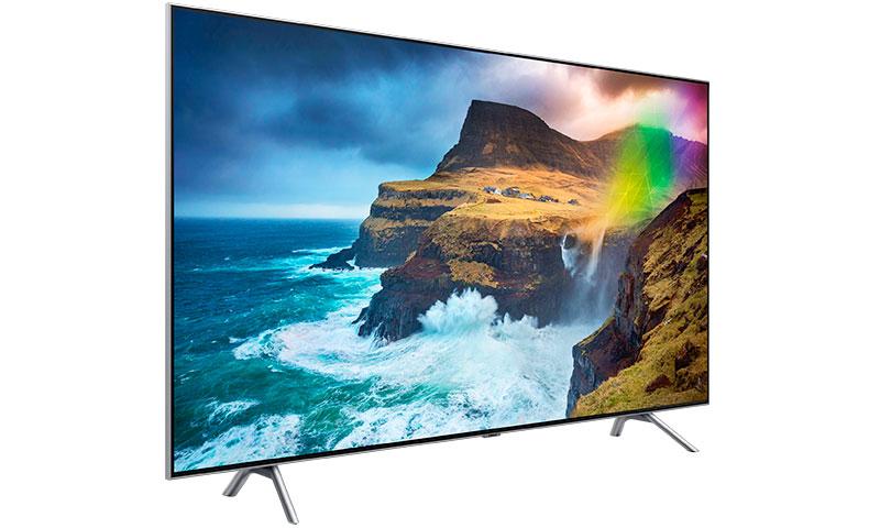 Smart Tivi QLED Samsung QA55Q75RA 4K 55 inch - Chính hãng