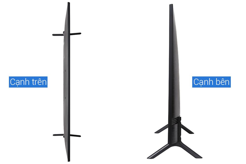 Smart Tivi Samsung 43 inch 4K UA43NU7100 - Chính hãng