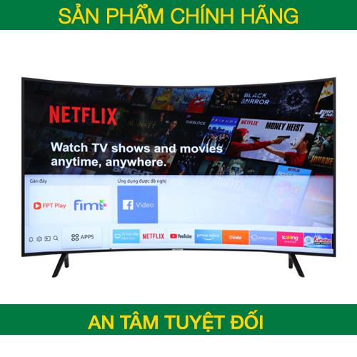 Smart Tivi Samsung Cong UA49NU7300 49 inch 4K - Chính Hãng