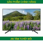 Smart Tivi Sony 4K 65 inch KD-65X7000F – Chính hãng