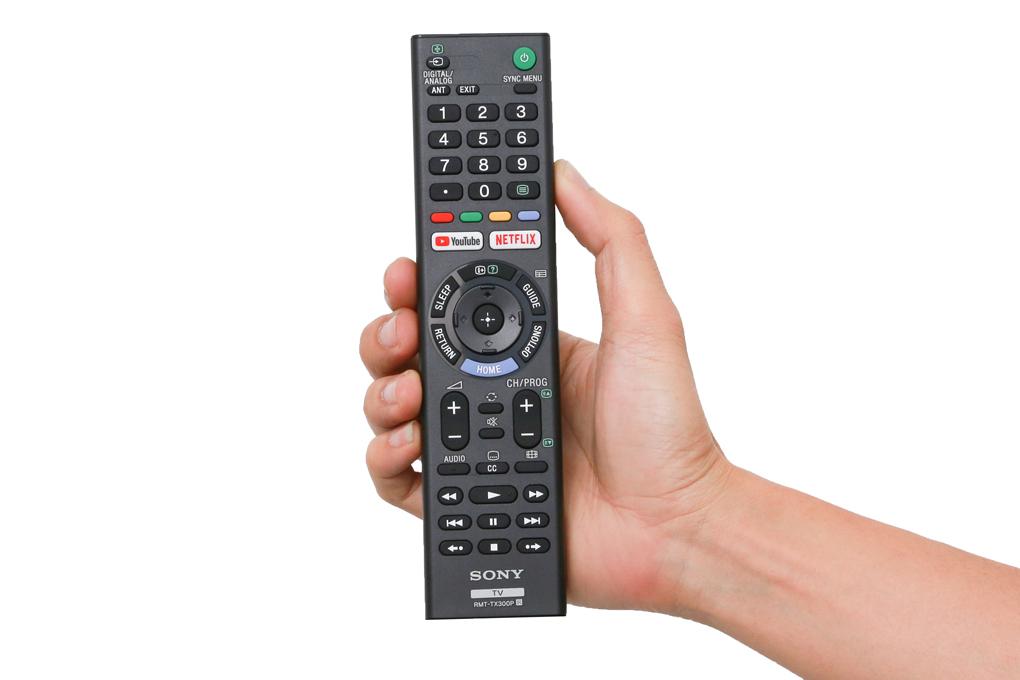 Smart Tivi Sony 4K 65 inch KD-65X7000F - Chính hãng