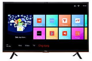 Smart Tivi TCL 32 inch L32S62T HD – Chính Hãng