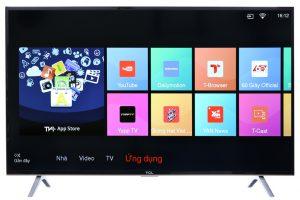 Smart Tivi TCL 40 inch L40P62-UF 4K – Chính Hãng