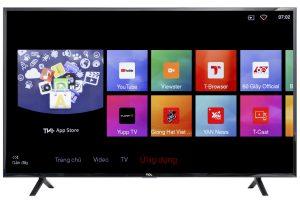 Smart Tivi TCL 49 inch L49S62 – Chính Hãng