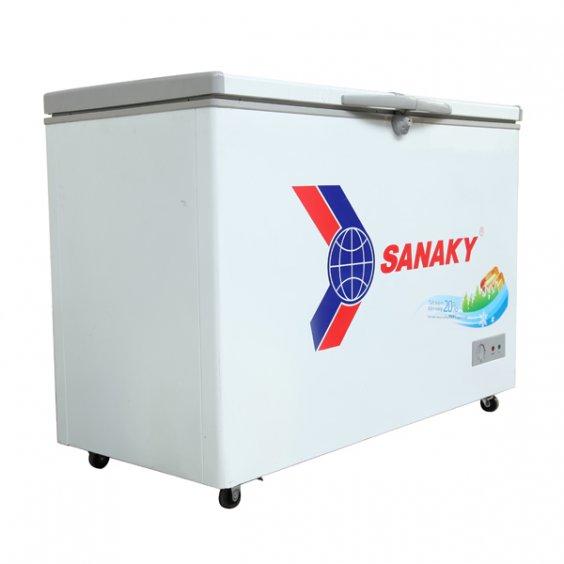 Tủ đông Sanaky 210 lít VH-2599A1 1 ngăn – Chính hãng