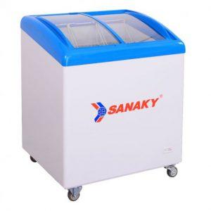 Tủ đông Sanaky 210 lít VH-282K 1 ngăn – Chính hãng