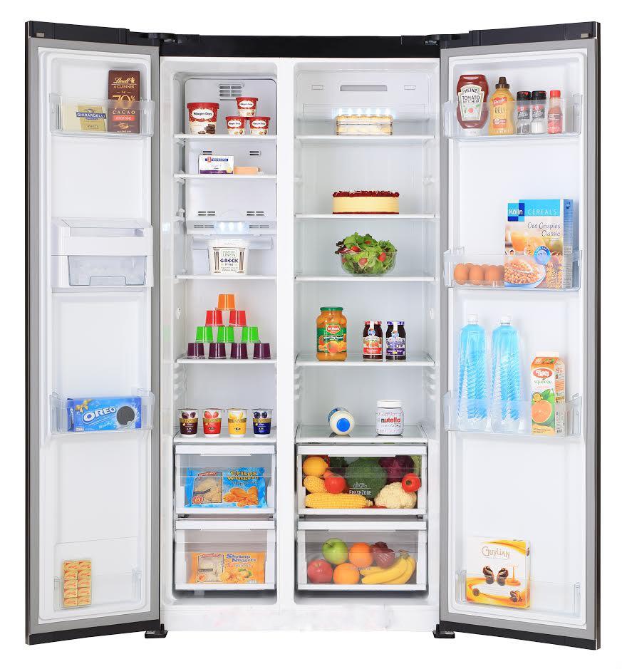 Tủ lạnh Electrolux 586 lít ESE6201BG - Chính hãng