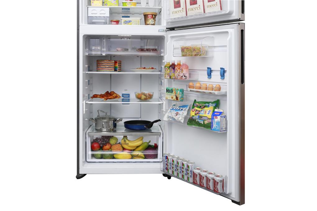 Tủ lạnh Electrolux Inverter 531 lít ETB5702GA - Chính hãng