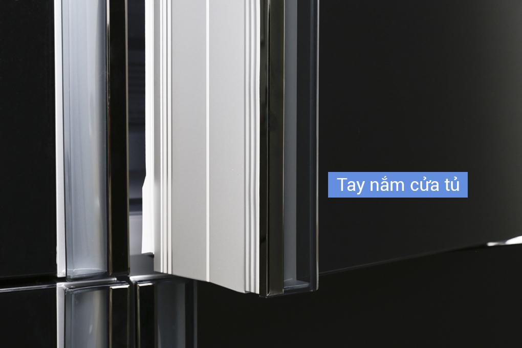 Tủ lạnh Hitachi 640 lít R-WB800PGV5 GBK - Chính hãng