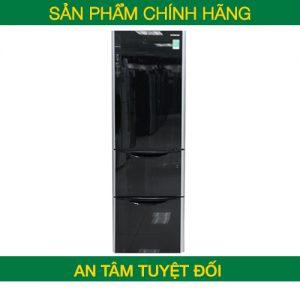 Tủ lạnh Hitachi R-SG38FPGV 3 cánh 375 lít (GBK-Đen/GBW-Nâu) – Chính hãng