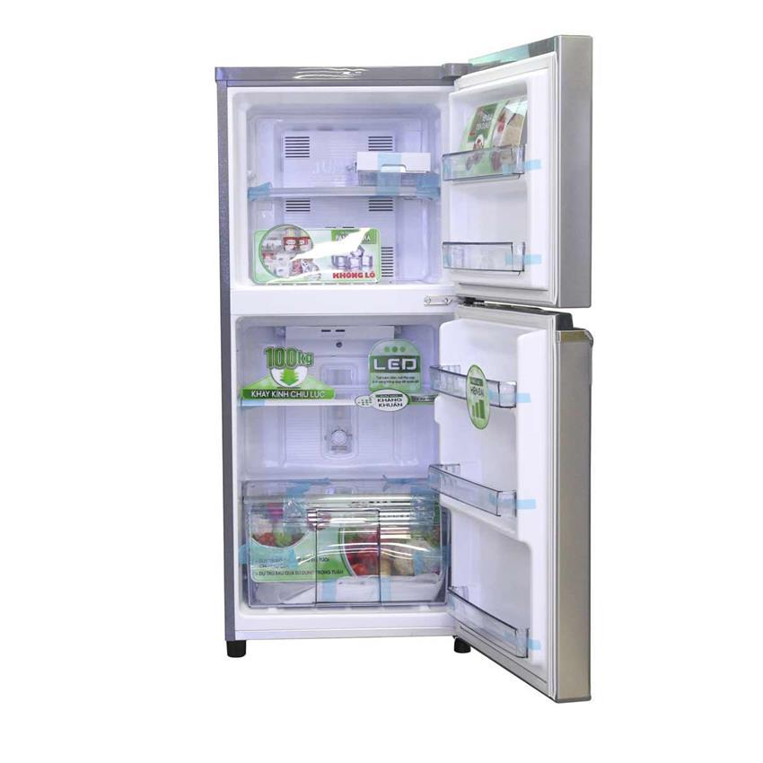 Tủ lạnh Panasonic NR-BA178PSV1 Inverter 152 lít - Chính hãng