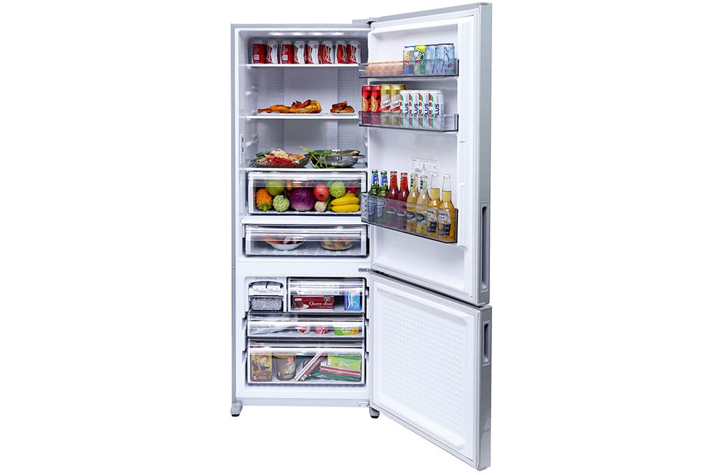 Tủ lạnh Panasonic NR-BX468VSVN 2 cánh 405 lít - Chính hãng