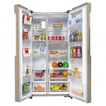 Tủ lạnh Samsung Inverter RS62K62277P/SV 2 cánh 641 lít - Chính hãng