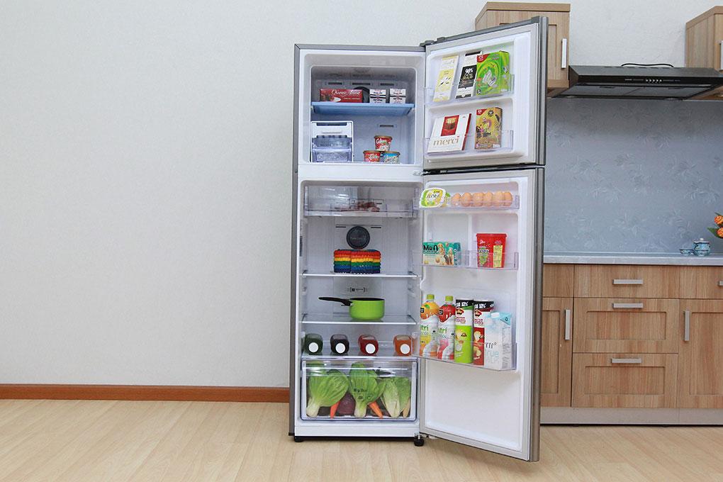 Tủ lạnh Samsung RT32K5532S8/SV 2 cánh 320 lít - Chính hãng