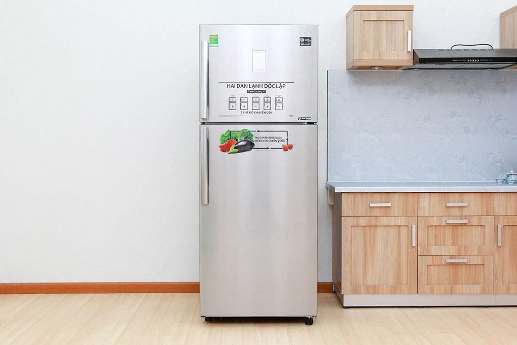 Tủ lạnh Samsung RT43K6331SL/SV 2 cánh 443 lít - Chính hãng