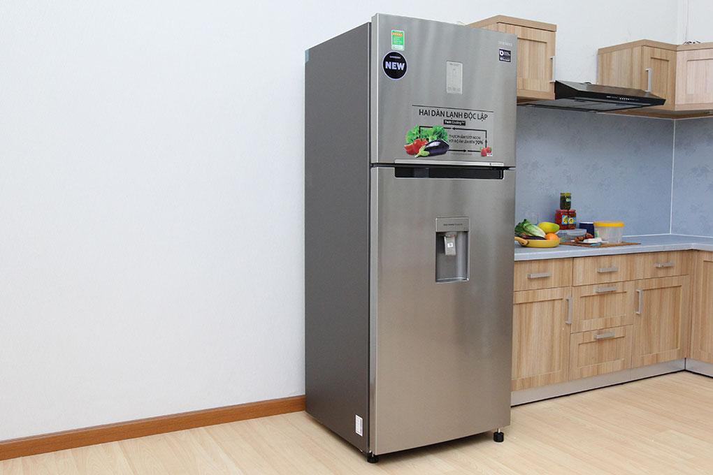 Tủ lạnh Samsung RT43K6631SL/SV 442 lít - Chính hãng