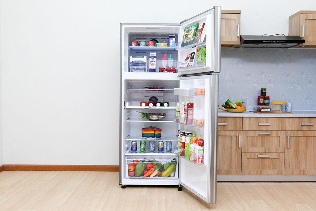 Tủ lạnh Samsung RT46K6836SL/SV 2 cánh 451 lít - Chính hãng