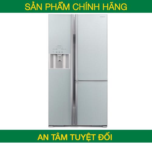 Tủ lạnh SBS Hitachi R-S700GPGV2 GS 589 lít - Chính hãng