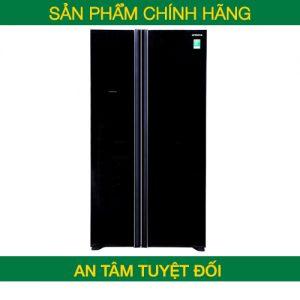 Tủ lạnh SBS Hitachi R-S700PGV2 (GBK) 605 lít – Chính hãng