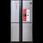 Tủ lạnh Sharp Inverter 678 lít SJ-FX680V-ST – Chính hãng