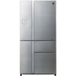 Tủ lạnh Sharp inverter 758 lít SJ-F5X76VM-SL – Chính hãng