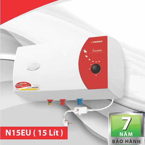 Bình nóng lạnh Picenza 15L N15EU