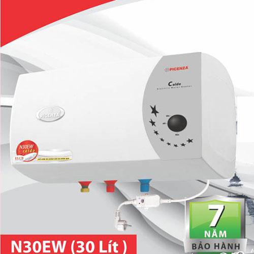 Bình nóng lạnh Picenza 30L N30EW
