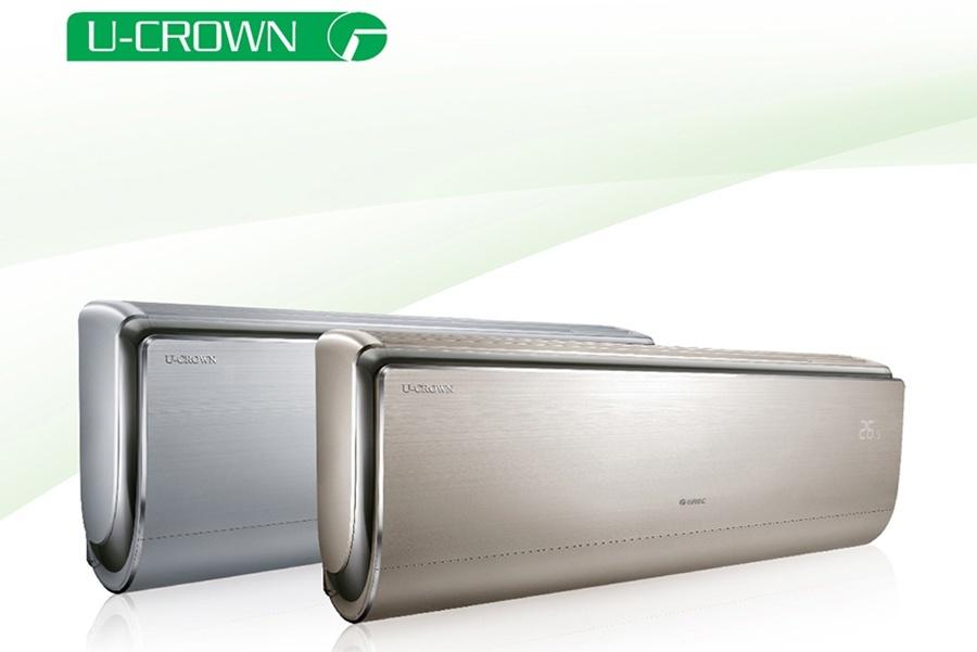 Điều Hòa Gree Inverter U-Crown 18000 BTU GWC18UB-S6DNA4A