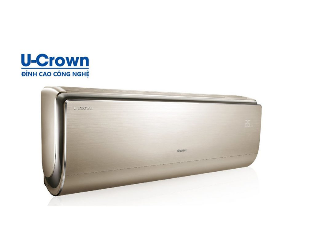 Điều Hòa Gree Inverter U-Crown  9000 BTU GWC09UB-S6DNA4A