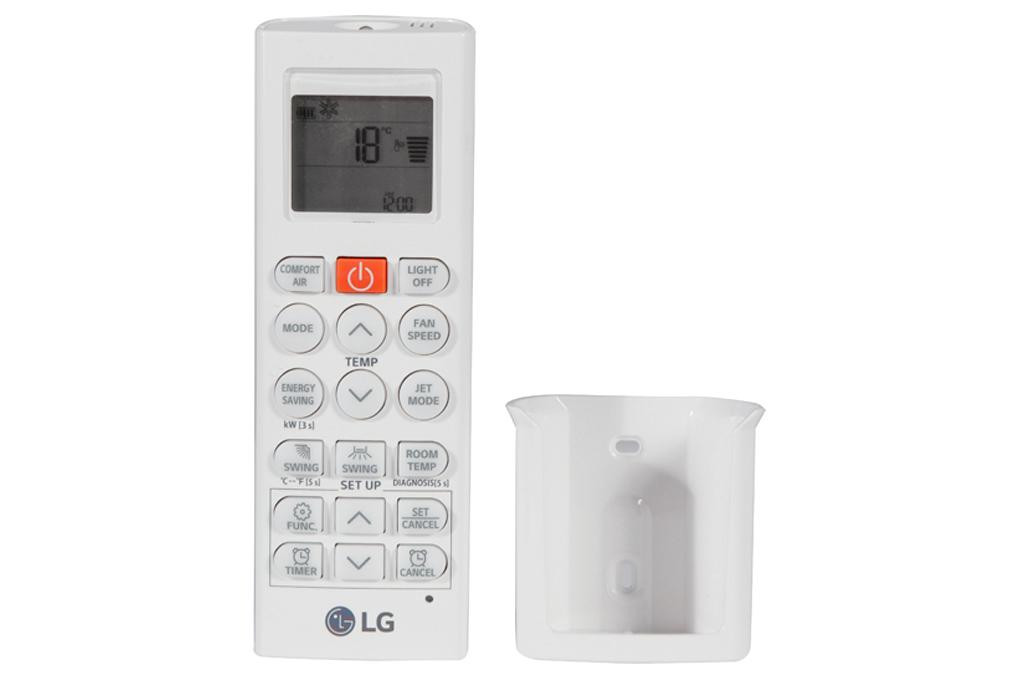 Điều hòa LG B10END 2 Chiều Inverter  9200 BTU  - Chính Hãng