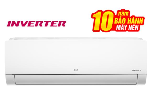 Điều hòa LG B24END 2 chiều inverter 24000BTU