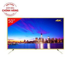 Smart TV 4K ASANZO 50AU6100 50 inch