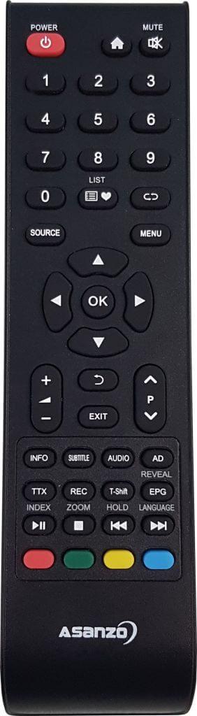Smart Tv 4K Asanzo 75AU9000 75 inch