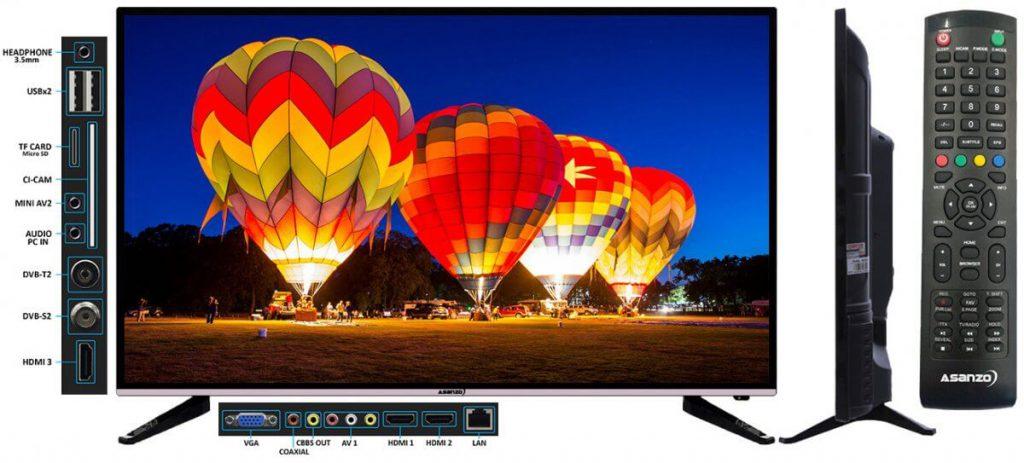Smart TV ASANZO 40ES900N 40 inch