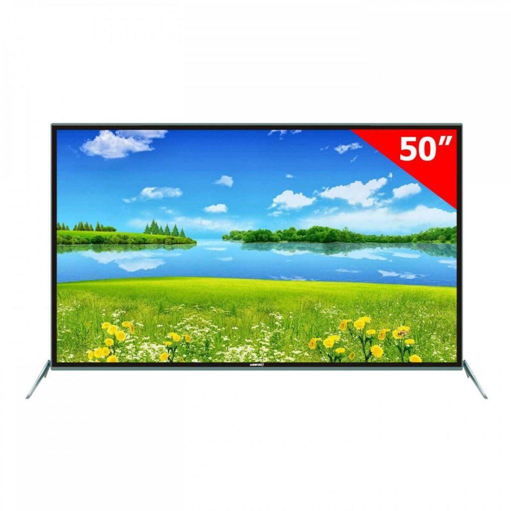 Smart TV ASANZO 50SK900 50 inch cường lực