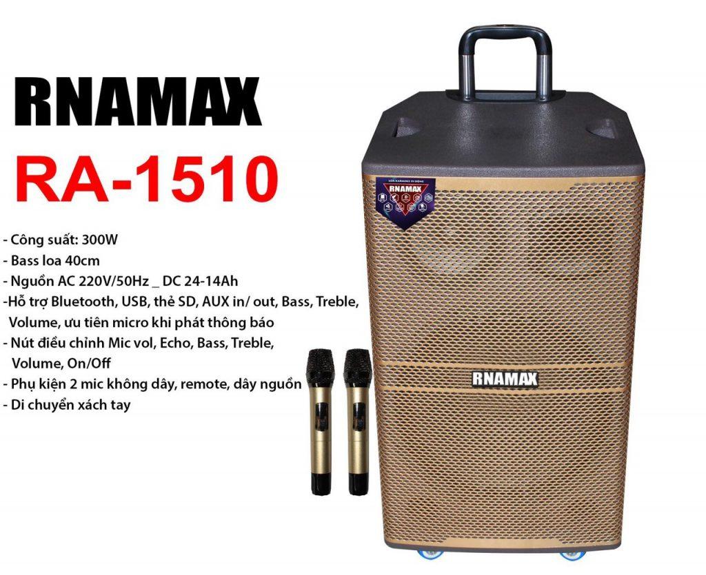 Loa Kéo Chính Hãng RNAMAX RA-1510