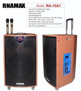Loa Kéo Giá Rẻ RNAMAX RA-15A1