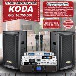 Bộ dàn KODA chính hãng bán chạy (KD2) – New 2021