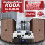 Bộ dàn KODA chính hãng bán chạy (KD3) – New 2021